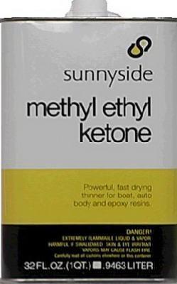 Shop Sunnyside Methyl Ethyl Ketone 1 Quart at McCoy's