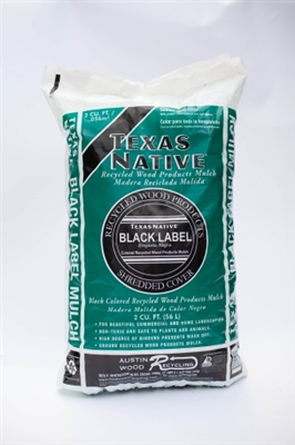 Shop Black Label Colored Mulch 2 Cubic Feet At Mccoy S