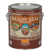 Natural Cedar Exterior Wood Stain and Sealer, 1 Gallon