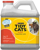 Tidy Cats 24/7 Performance Scooping Cat Litter, 20 Lbs.