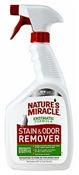 Nature's Miracle Just for Cats Stain & Ordor Remover, 32 Oz
