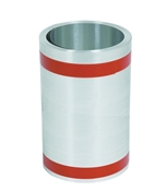 "12"" x 50' Standard Gauge Galvanized Roll Flashing"
