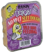 11.75OZ Raisin Delight Suet Dough Cake