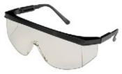 Wrap Around Safety Glasses Clear Lens