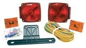 "Under 80"" Trailer Light Kit"