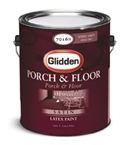 Latex Floor Paint Satin White 1 Gallon