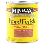 Wood Finish Oil Based Colonial Maple 1 Quart