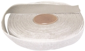 US Hardware R-011B Putty Tape, 30 ft L, 1 in W, 1/8 in Thick, Butyl, Gray