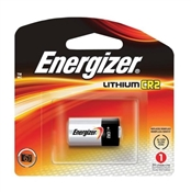 Energizer Lithium Battery, Lithium, Manganese Dioxide, CR2 Battery, 800 mAh
