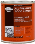 Wet / Dry Roof Cement