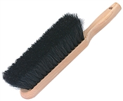 "14"" Natural Horsehair/Synthetic Blend Counter Brush"