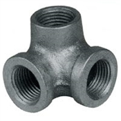 "1/2"" Galvanized Side Outlet Elbow"