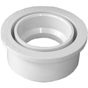 "3""x2"" PVC-DWV Reducing Bushing (SpxHub)"