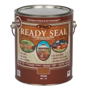 Pecan Exterior Wood Stain and Sealer, 1 Gallon