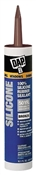 100% Silicone Caulk Bronze
