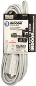 16/2 Extension Cord White 15'