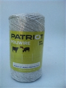 6 Strand Stainless Steel Poliwire 660'