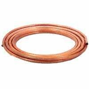 "1/4"" X 20' Copper Tubing General Purpose"
