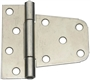 "3-1/2"" Heavy Duty Gate Hinge, Zinc"