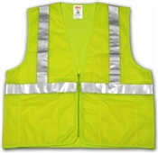 Class 2 High Visibility Vest Lime Small/Medium