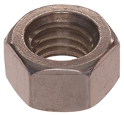 3-48 Stainless Steel Hex Nut