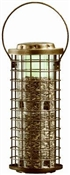 3LB Seed Capacity, Durable Squirrel-Proof Wild Bird Feeder