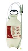 Chapin Clean 'N Seal 25020 Compression Sprayer, 2 Gal Polyethylene Tank, Polyethylene
