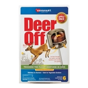 Havahart DO5600 Deer Repellent, 192 sq-ft Coverage Area