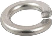 Stainless Metric Split Lock Washers (M6)