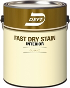 Deft® Oil-Based Interior Fast Dry Stain, 1 Gallon