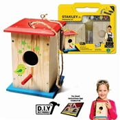 Wooden DIY Birdhouse Kit