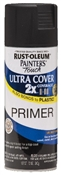 Rust-Oleum 2X Painter's Touch Spray Paint Black Primer