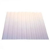 12' PolyCarbonate Panel White Translucent