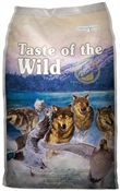Taste of the Wild Roasted & Smoked Salmon Dog Food, 28 Lb