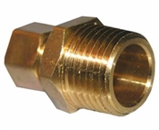 "3/8"" Compression x 3/8"" Male Pipe Thread Adapter"
