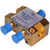 2 Way Splitter, For Satellite & Digital Cable Applications