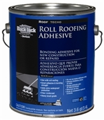 Cold Process Adhesive Blind Nailing & Lap Cement - 3.6qt