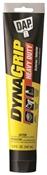 Dap 27508 Heavy Duty Acrylic Latex Construction Adhesive, 5 Oz, Tube, 15 Min Drying, Paste, Slight, Tan