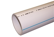 """4""""x20' Schedule 40 PVC/DWV Pipe"""