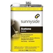 Sunnyside Acetone 1 Gallon