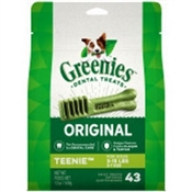 Greenies Teenie Dogs Treat-Pak