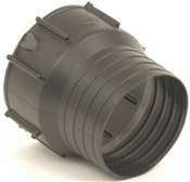 "4"" Corrugated Adapter"