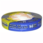 "1"" x 60 Yards Blue Painter's Tape"