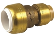 "1/2 Cts x 1/2"" PVC Transition Coupling"
