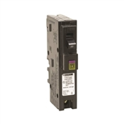 20 Amp Single-Pole Plug-On Neutral Dual Function (CAFCI and GFCI) Circuit Breaker