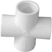 "1/2"" Cross Schedule 40 PVC"