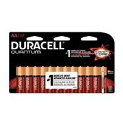 Duracell Alkaline Battery, 12/AA