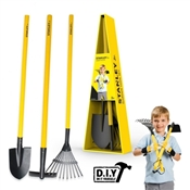 Kids 3 Piece Garden Toolset