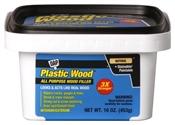 Dap Plastic Wood Filler 3X Stronger 16Oz