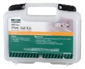 Small Travel First Aid Kit 62 Piece